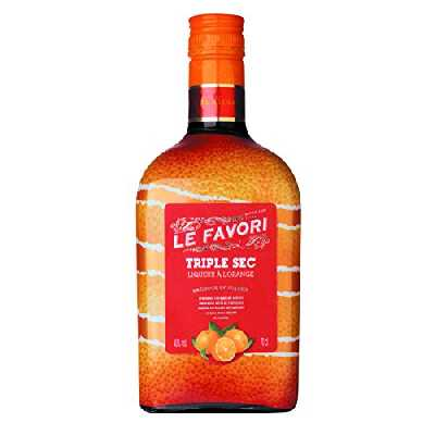Le Favori Liqueur à l'Orange 70 cl