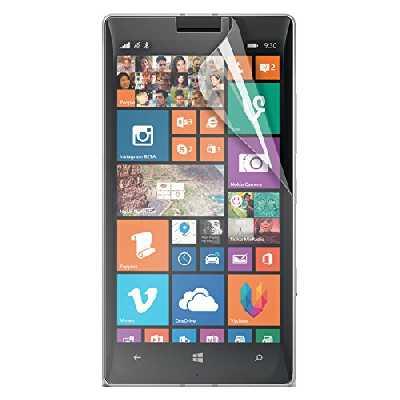 Muvit MUSCP0555 Pack de 2 Films de protection d'écran pour Nokia Lumia 930 Mat/Brillant