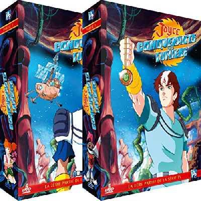 Jayce et Les conquérants de la lumière-Intégrale-2 Coffrets (10 DVD)