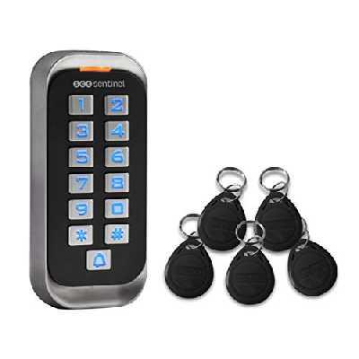 Clavier de Codage avec Badges RFID
