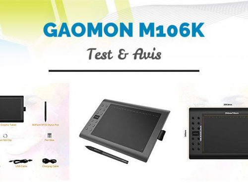 GAOMON M106K