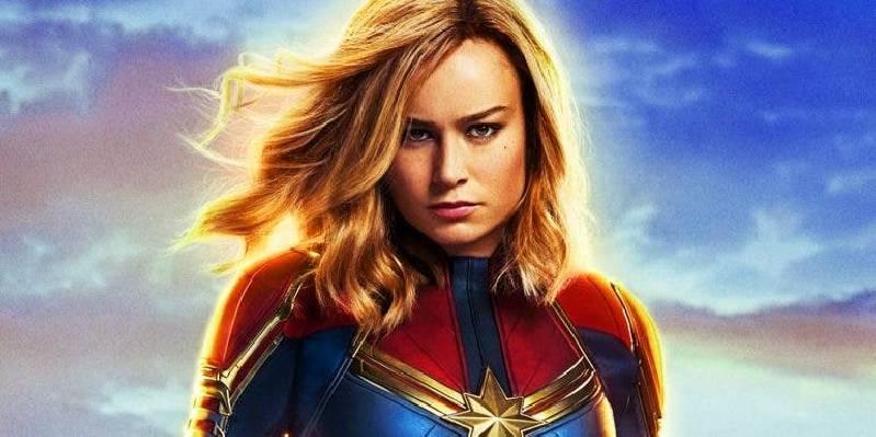 Phase 4 de Marvel Capitaine Marvel 2