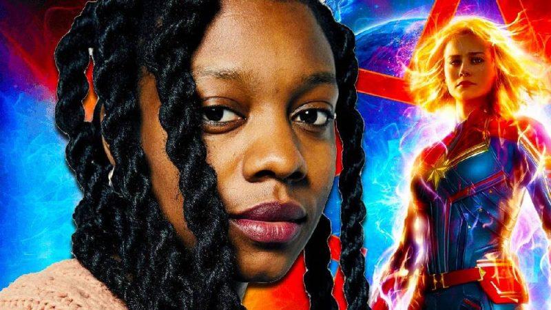 captain marvel 2 nia dacosta devient la premire femme noire directrice de marvel