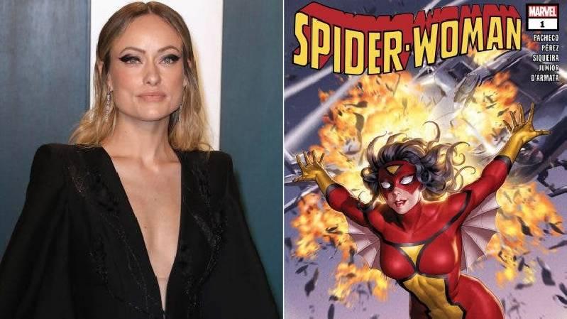 Olivia Wilde va réaliser un film de merveilles pour Sony